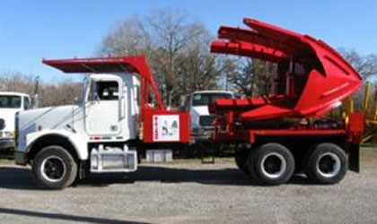 Pecan Tree Spade Tree Transplanting Machine for the Pecan Industry