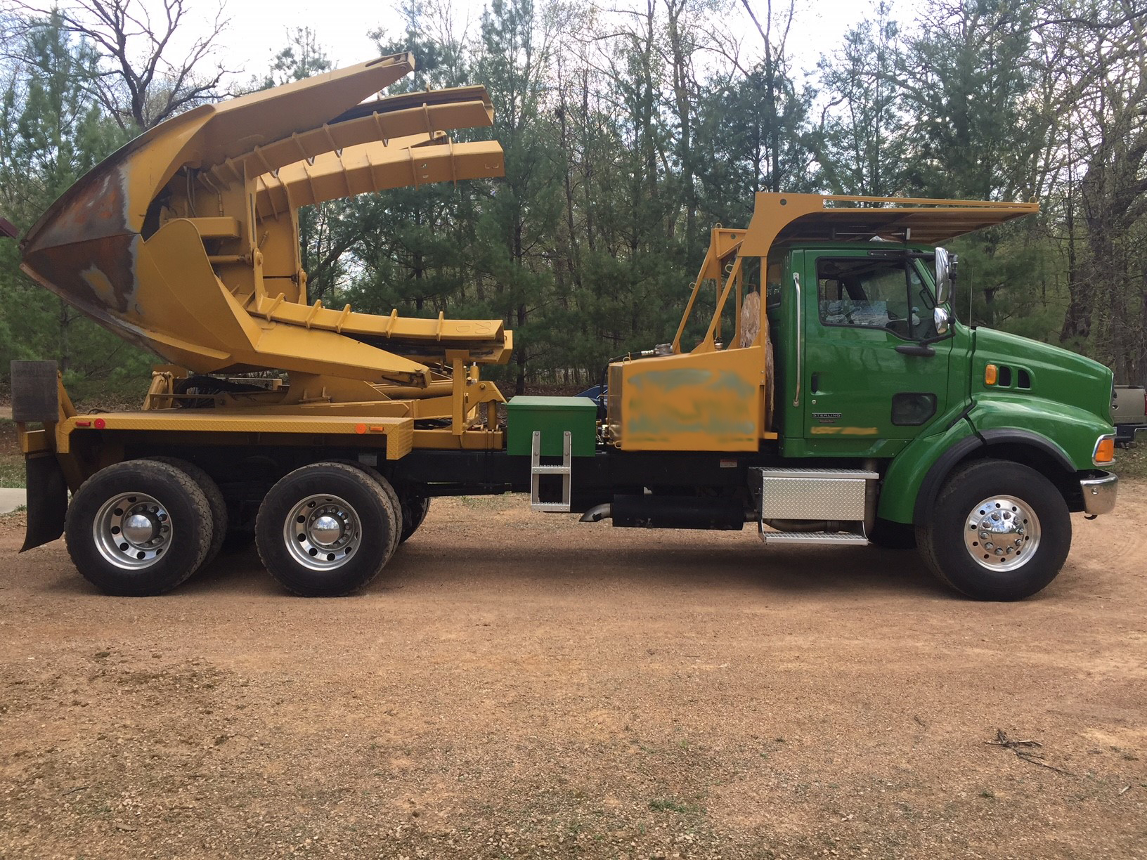 Used 90D Big John Spade Only